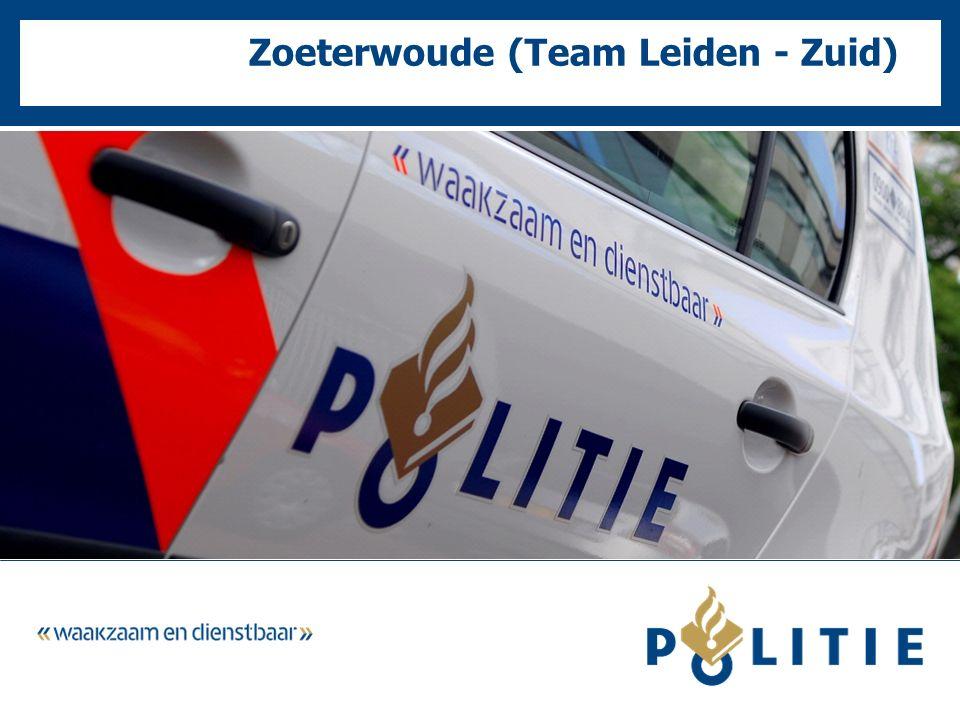 Zoeterwoude (Team Leiden - Zuid)