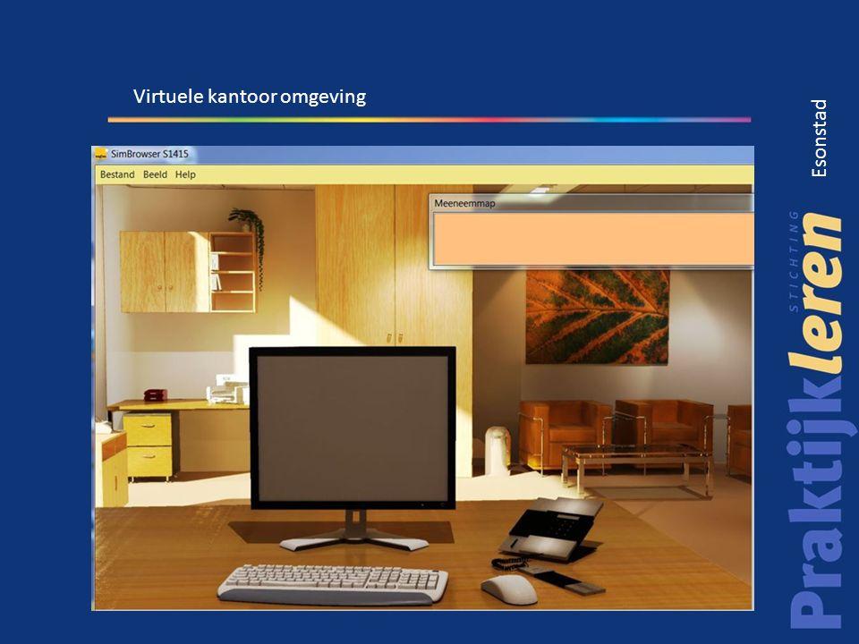 Afsluiting per leerarrangement - Complexe opdracht (assessment) -Office Escape