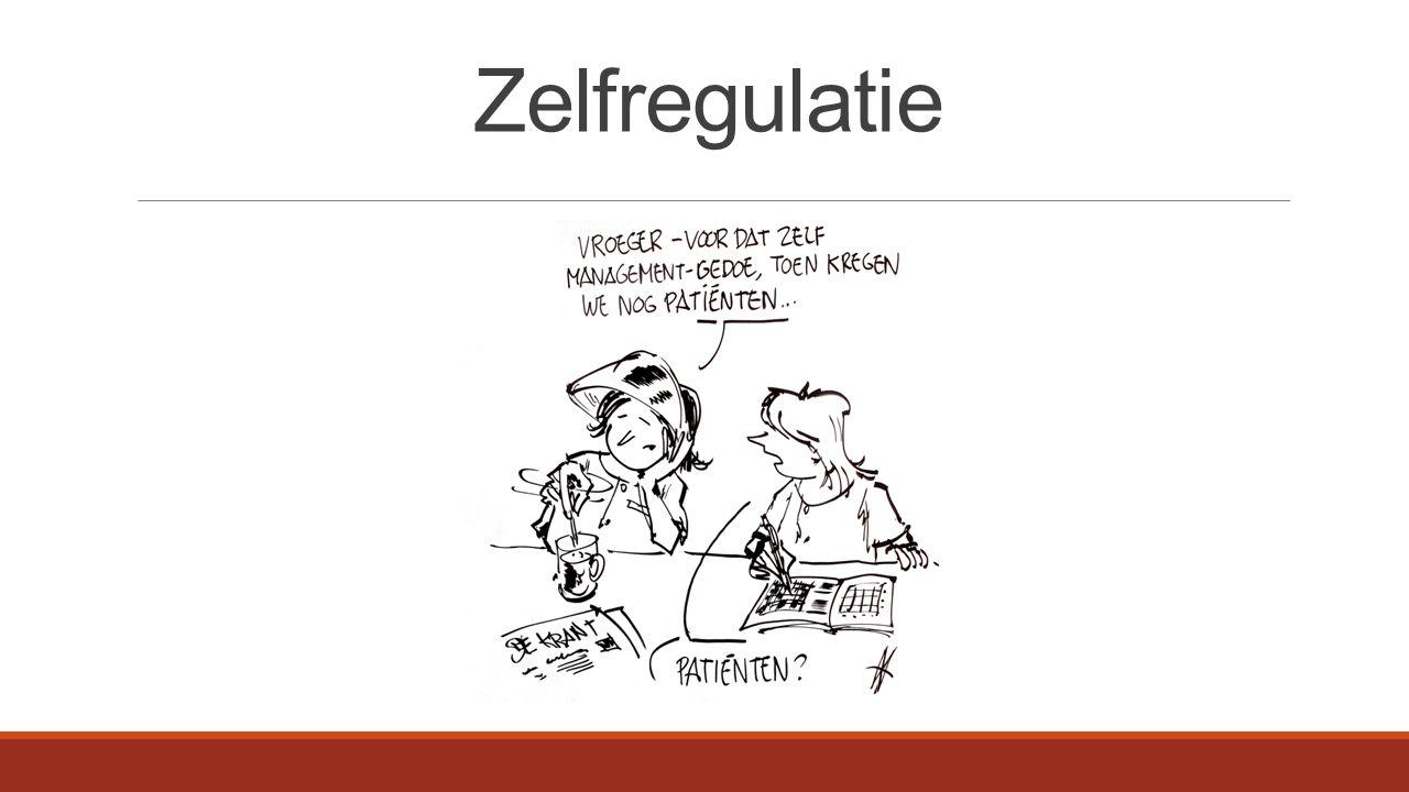 Zelfregulatie