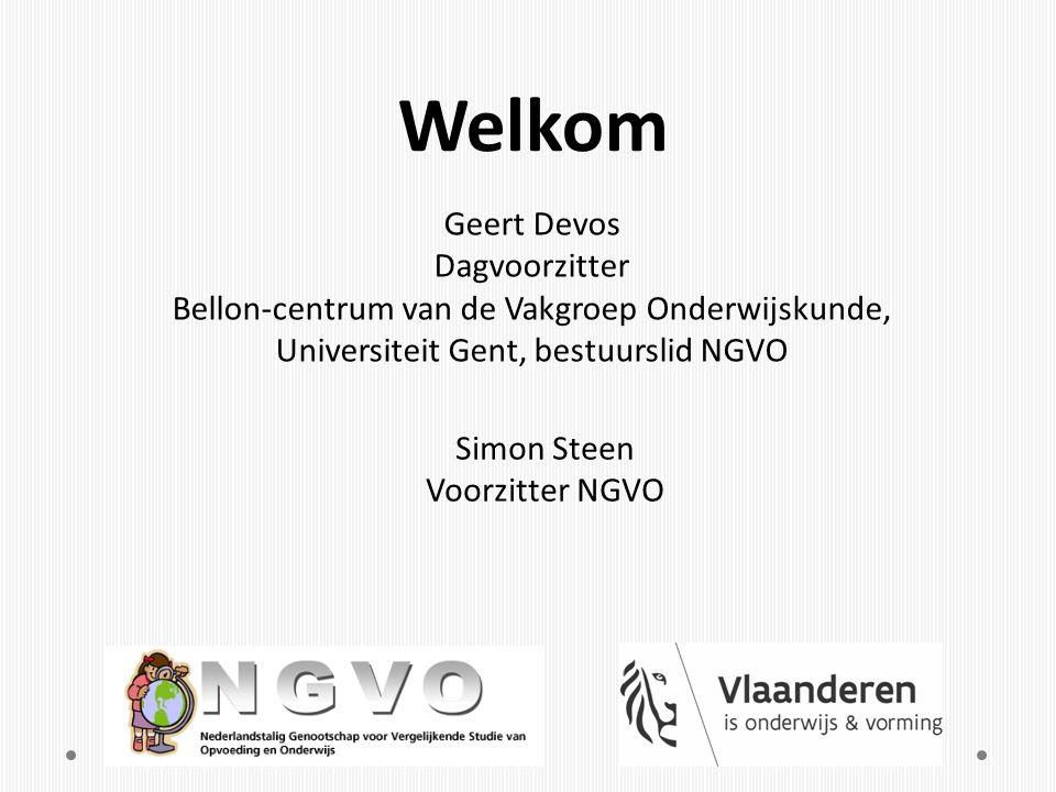 Onderzoeksgroep Onderwijs en Levenslang Leren HIVA Onderzoeksinstituut voor Arbeid en Samenleving, KU Leuven Jeroen Lavrijsen