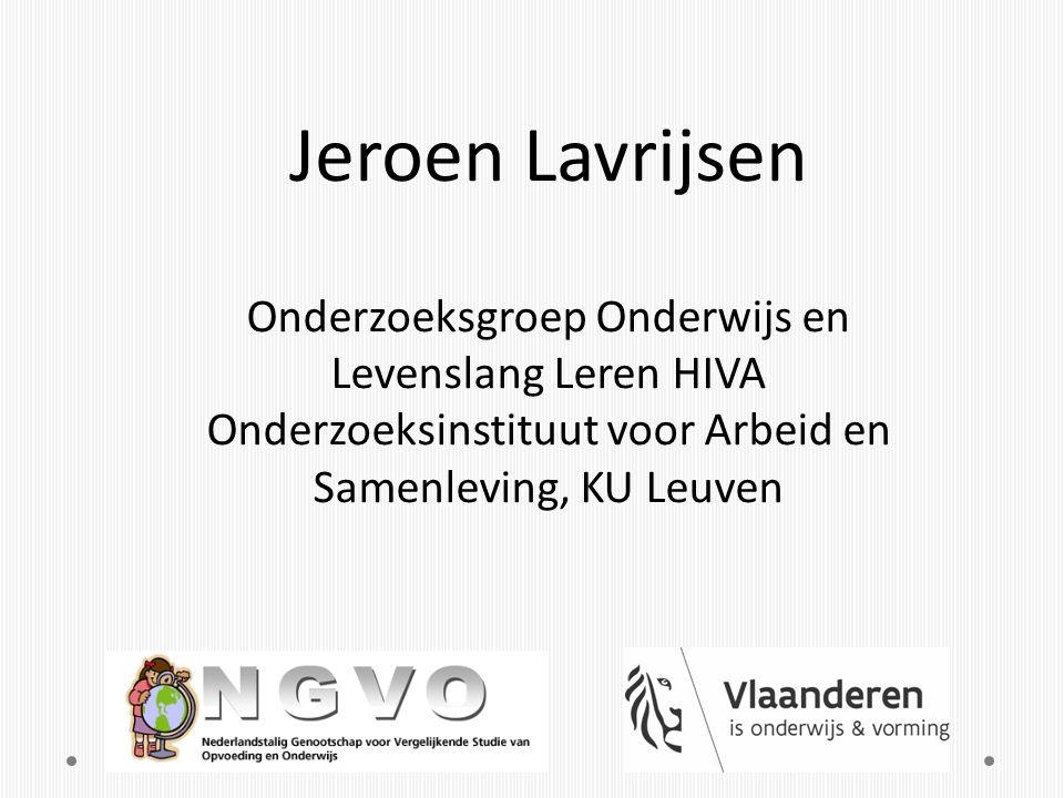 Hoogleraar Sociologie Universiteit van Amsterdam en directeur van het Amsterdam Center for Inequality Studies (AMCIS) Herman van de Werfhorst