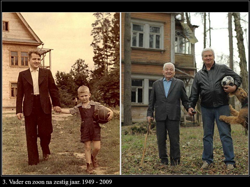 3. Vader en zoon na zestig jaar. 1949 - 2009