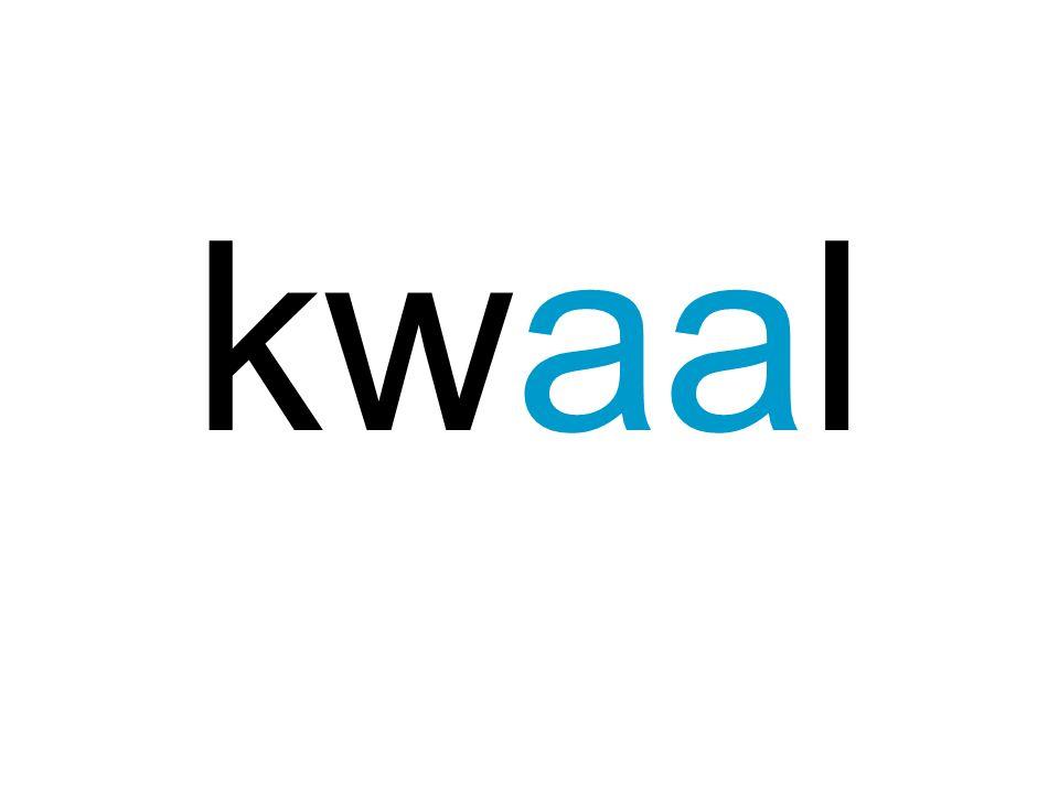 kwaal