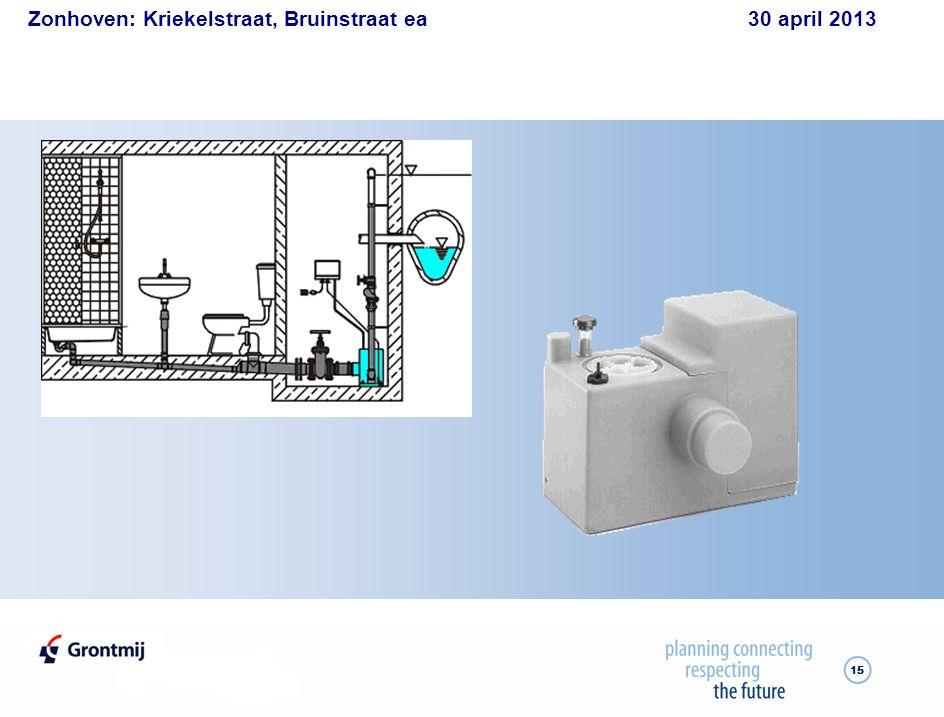 Zonhoven: Kriekelstraat, Bruinstraat ea 30 april 2013 15