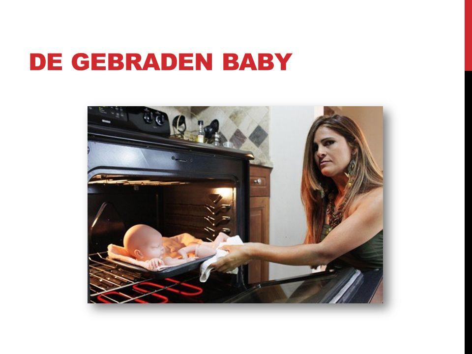 DE GEBRADEN BABY
