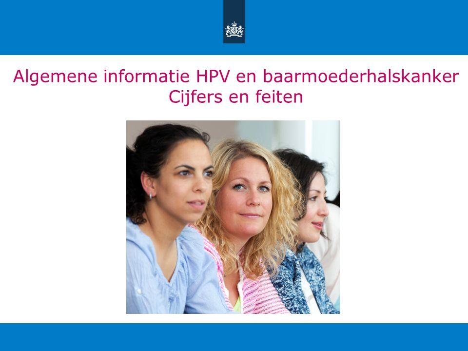Consequenties huisartsenvoorziening Communicatie ●Vrouwen zullen meer/andere vragen hebben over hrHPV, zoals wijze van besmetting, consequenties voor partner, mogelijkheden van behandeling.