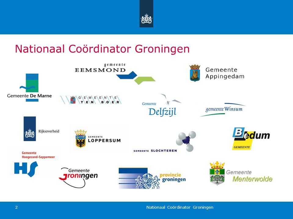 Nationaal Coördinator Groningen 2