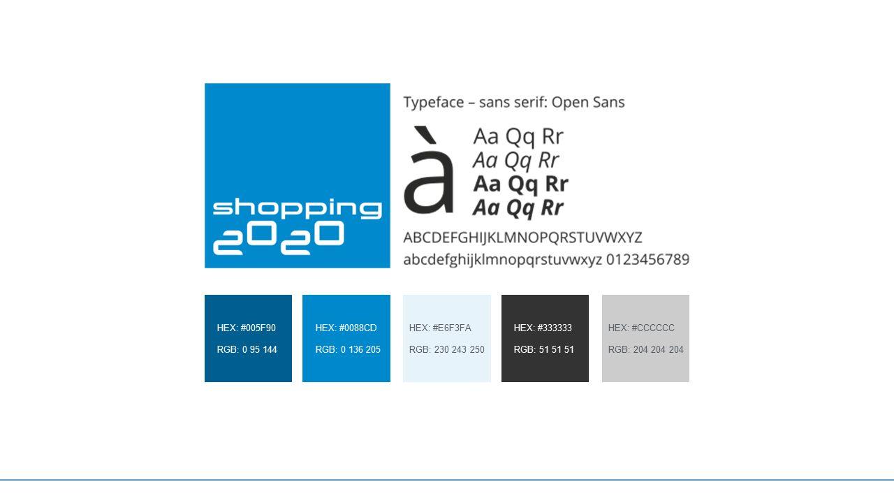 Example bullet list bullet 4 © ShoppingTomorrow Logo HostLogo Chair