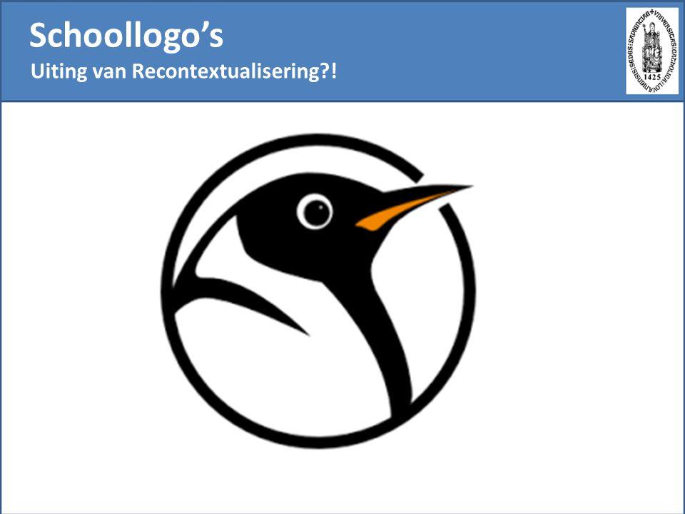 Schoollogo's Werkvorm: logo's aan het woord  TOPICS: welke rol kunnen logo's spelen in een katholieke school van de 21 ste eeuw.