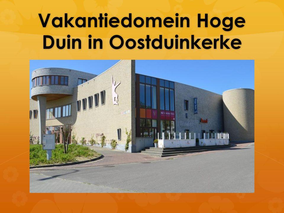 Vakantiedomein Hoge Duin in Oostduinkerke