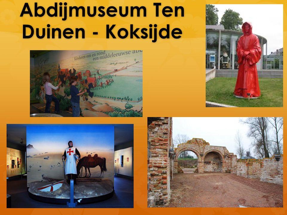 Abdijmuseum Ten Duinen - Koksijde