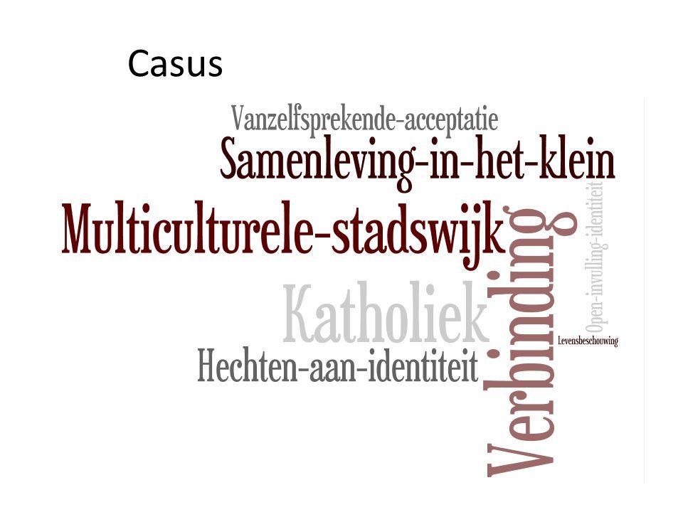 Probleemstelling Nieuwe aandacht en belangstelling voor levensbeschouwing hard nodig, met name in de bovenbouw.