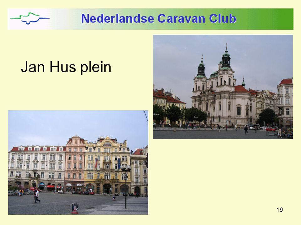 19 Jan Hus plein