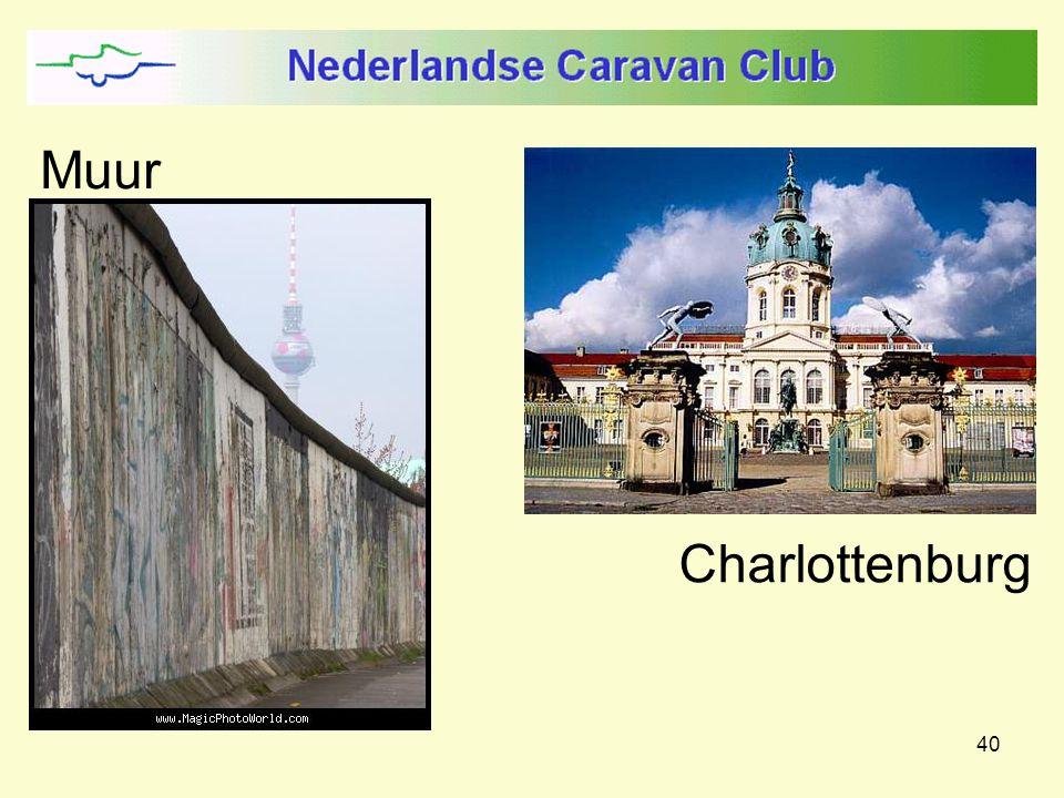 40 Charlottenburg Muur