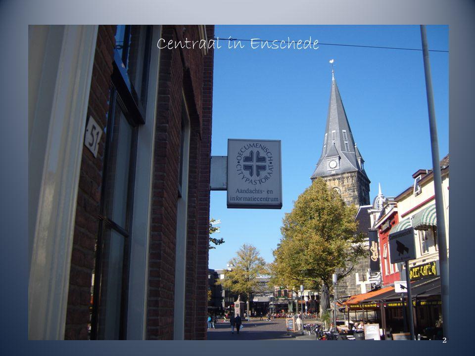 Centraal in Enschede 2