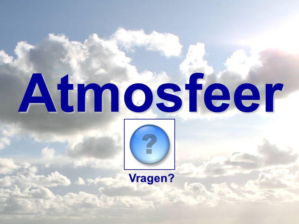 Atmosfeer Vragen