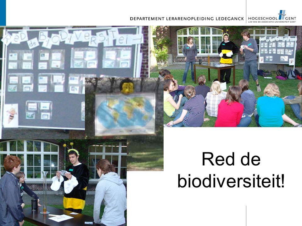 Red de biodiversiteit!