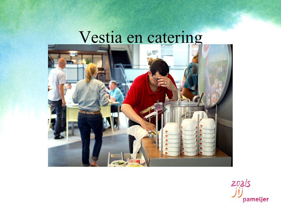 Vestia en catering