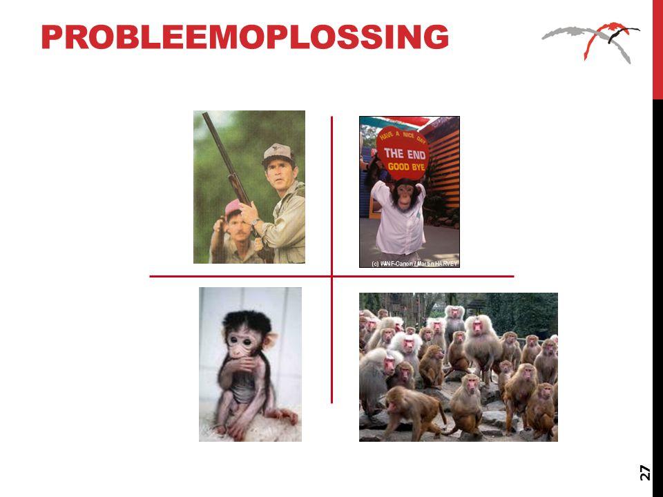 PROBLEEMOPLOSSING 27
