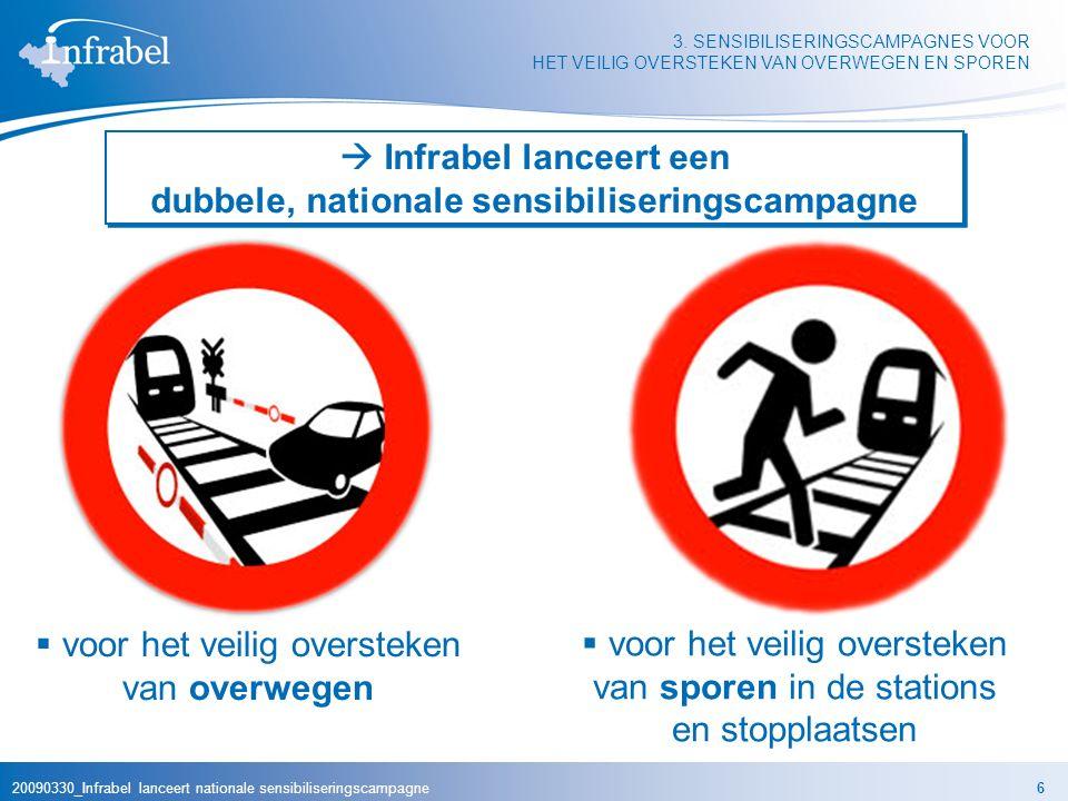 20090330_Infrabel lanceert nationale sensibiliseringscampagne6  voor het veilig oversteken van sporen in de stations en stopplaatsen 3. SENSIBILISERI