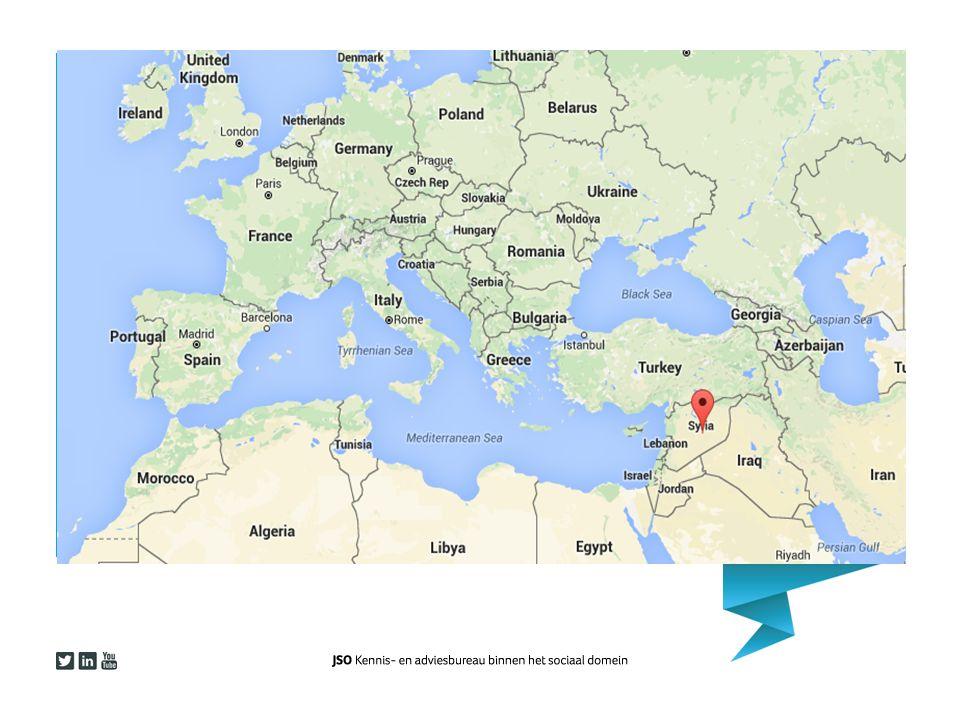 Geschiedenis van Syrië Ca.800.000 v. C. : eerste bewoning Onderdeel van verschillende rijken, o.a.
