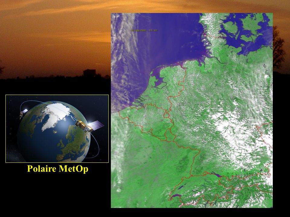 Polaire MetOp