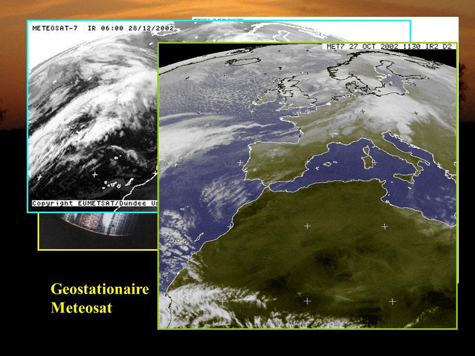 Geostationaire Meteosat