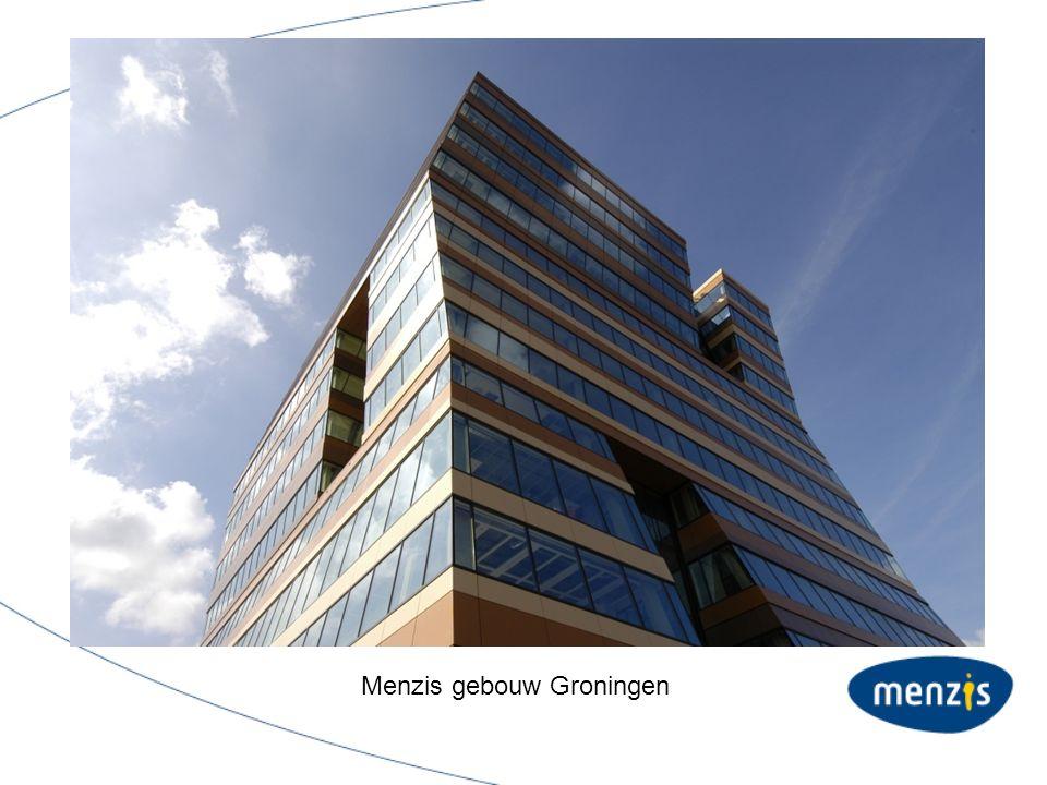 Menzis gebouw Groningen