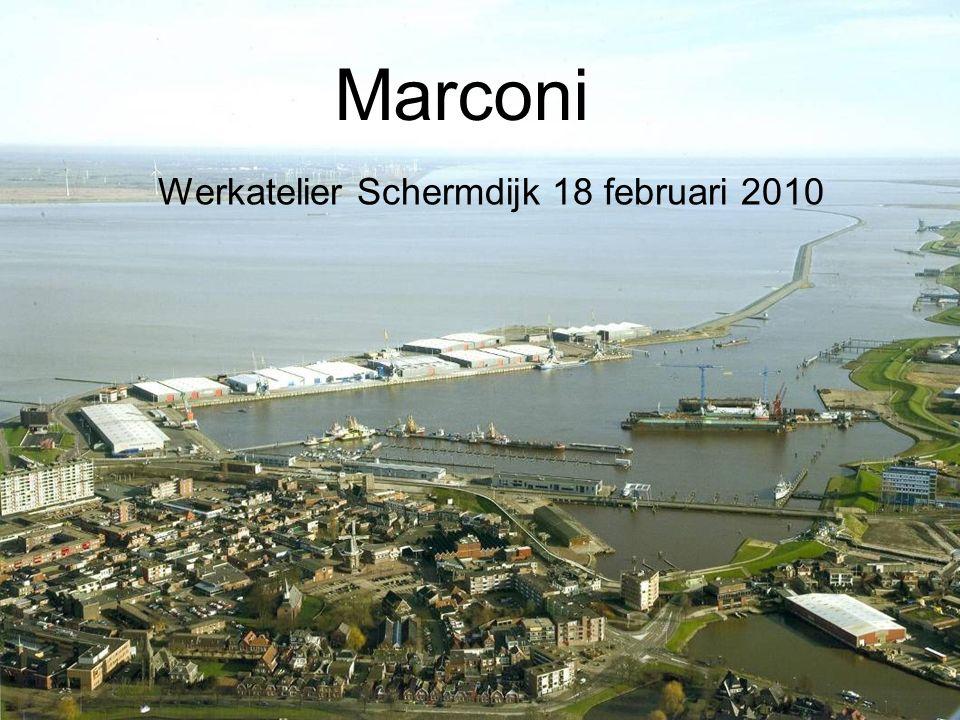 Marconi Werkatelier Schermdijk 18 februari 2010