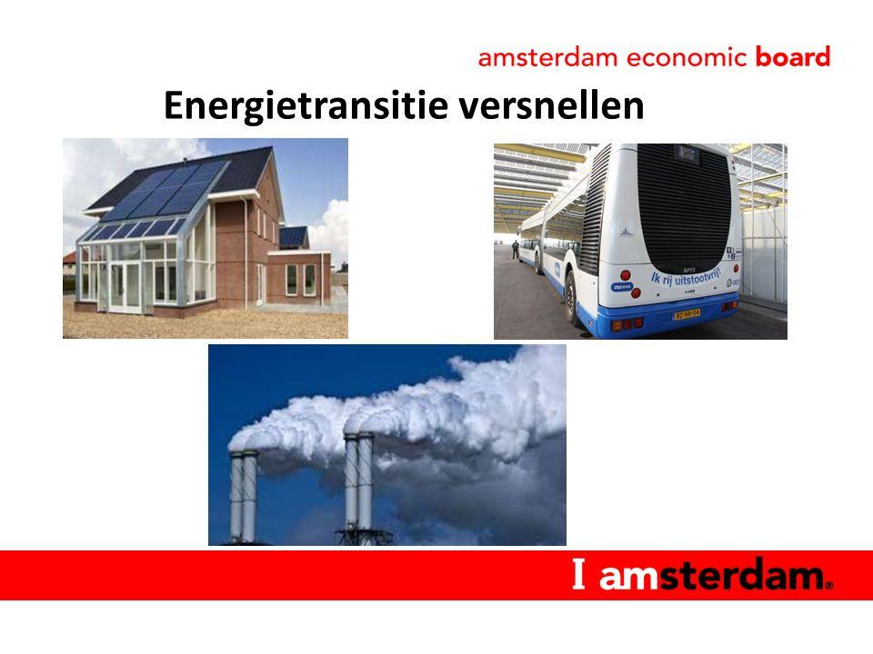 Energietransitie versnellen