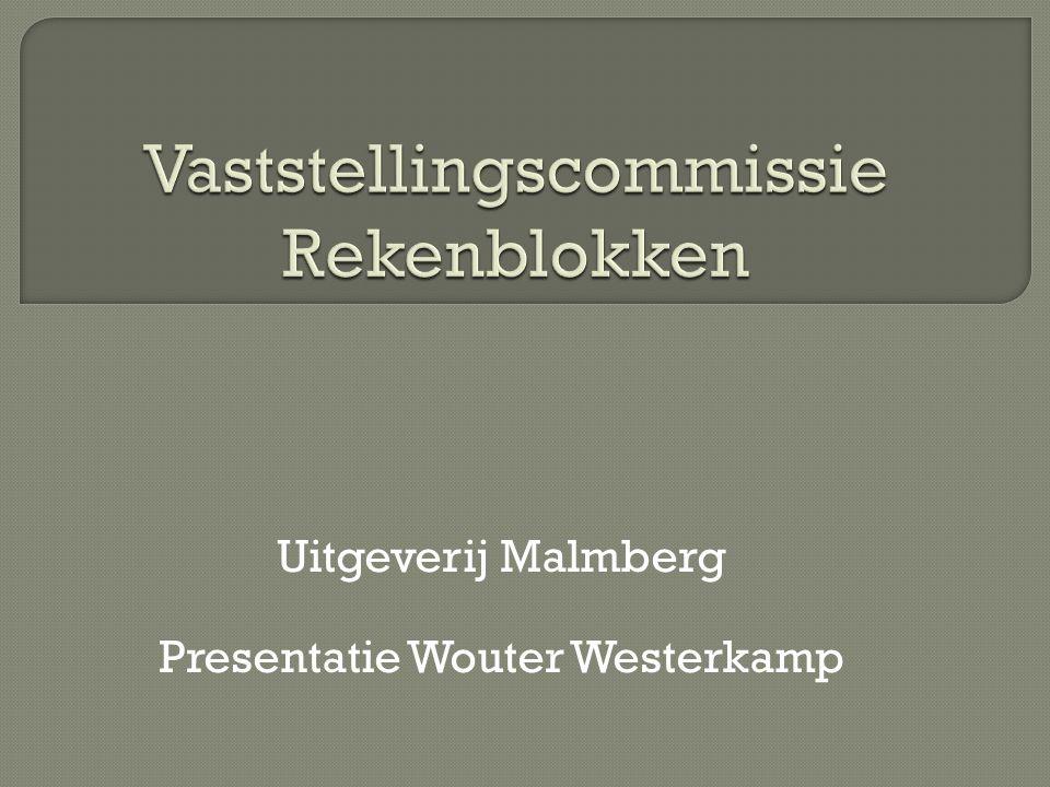 Uitgeverij Malmberg Presentatie Wouter Westerkamp