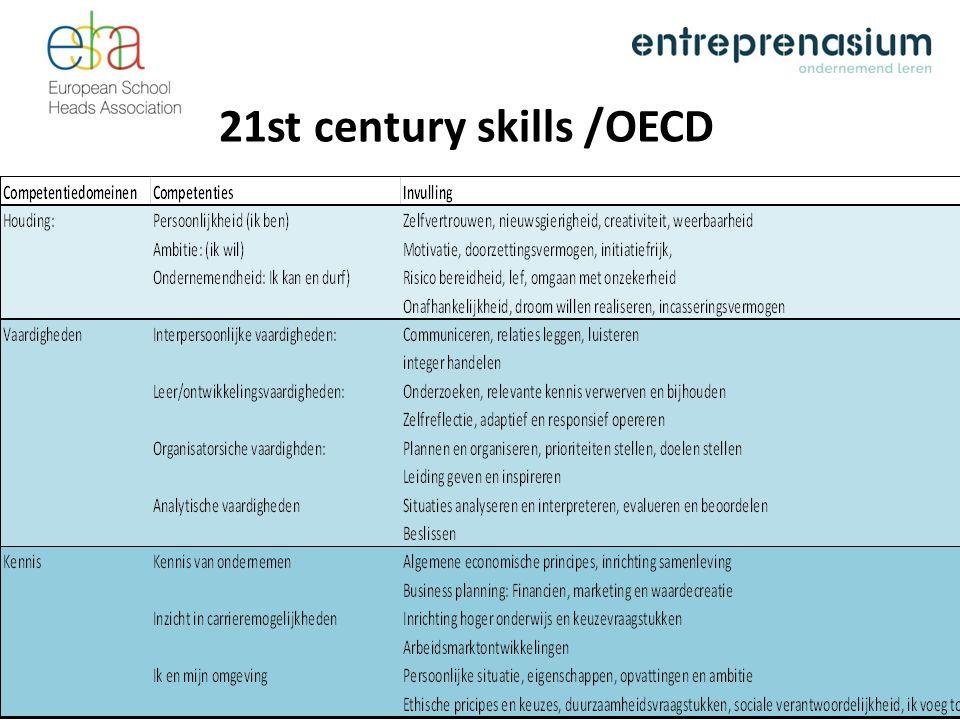21st century skills /OECD
