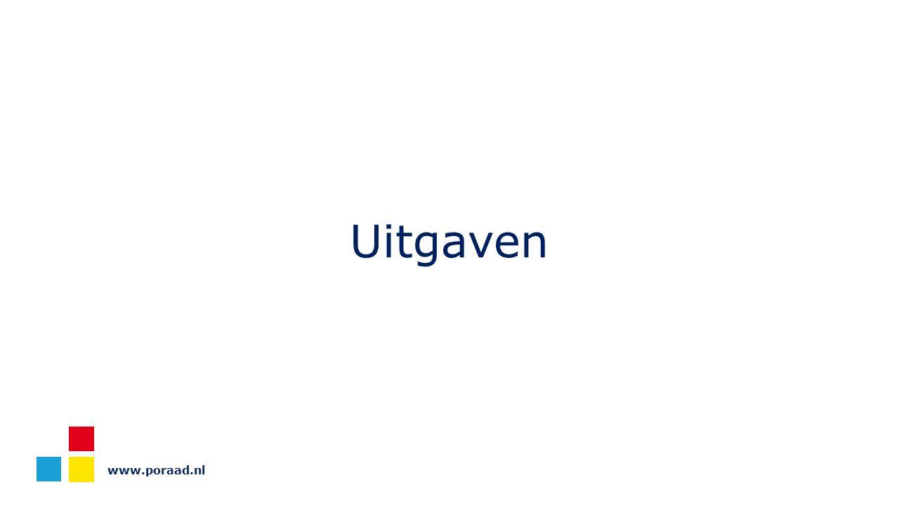 www.poraad.nl Voorbeeld van stichting NOBEGO Mw. A. Pijpelink