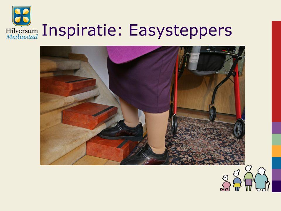 Inspiratie: Easysteppers