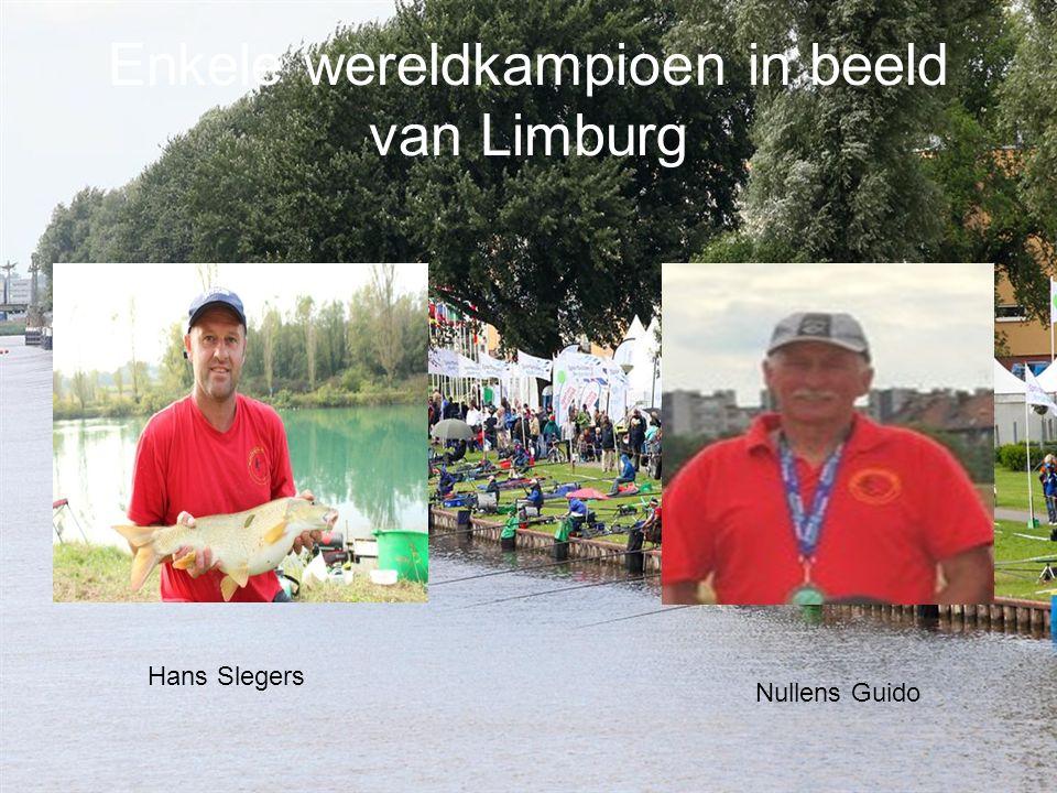 Enkele wereldkampioen in beeld van Limburg Hans Slegers Nullens Guido