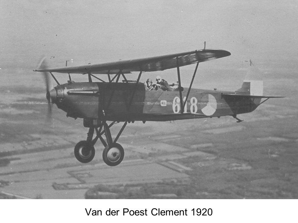 Van der Poest Clement 1920