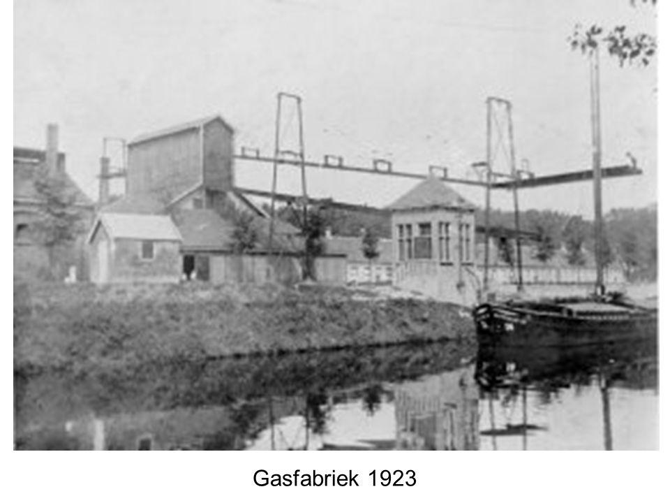 Gasfabriek 1923