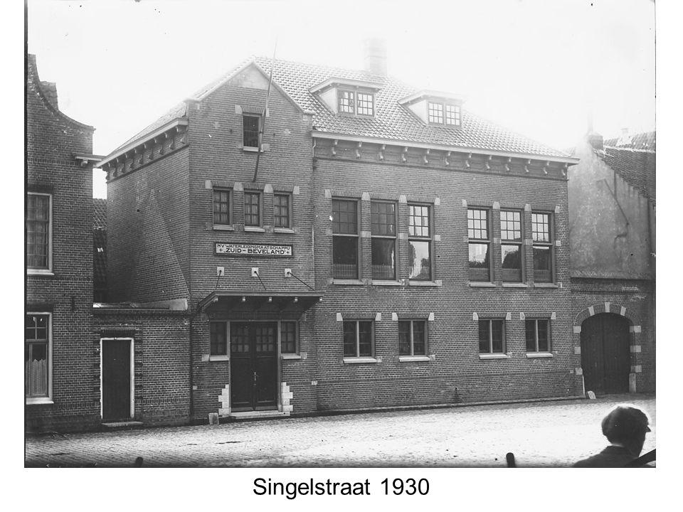Singelstraat 1930