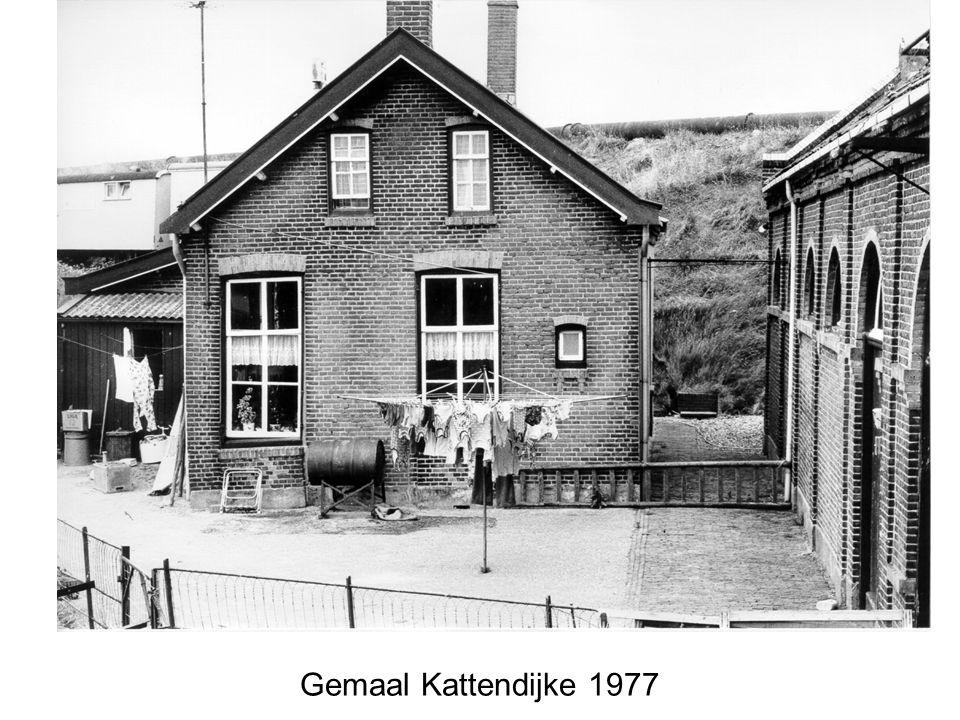 Gemaal Kattendijke 1977