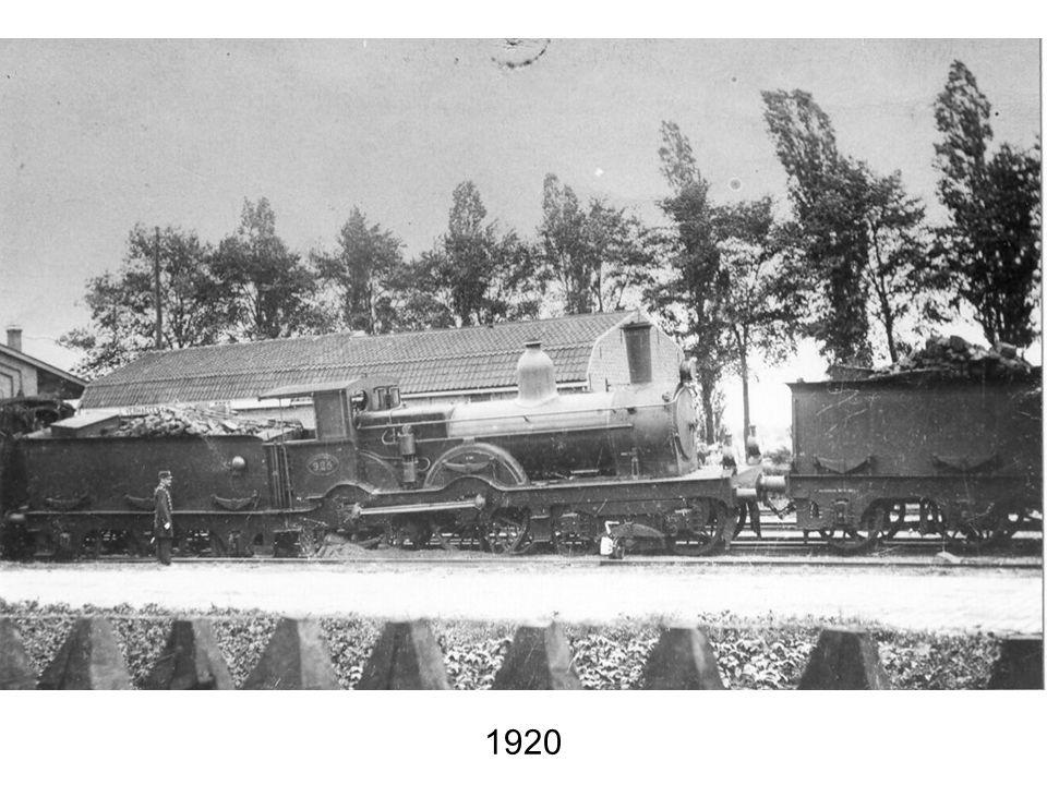 Wagenmakerij Staal 1935