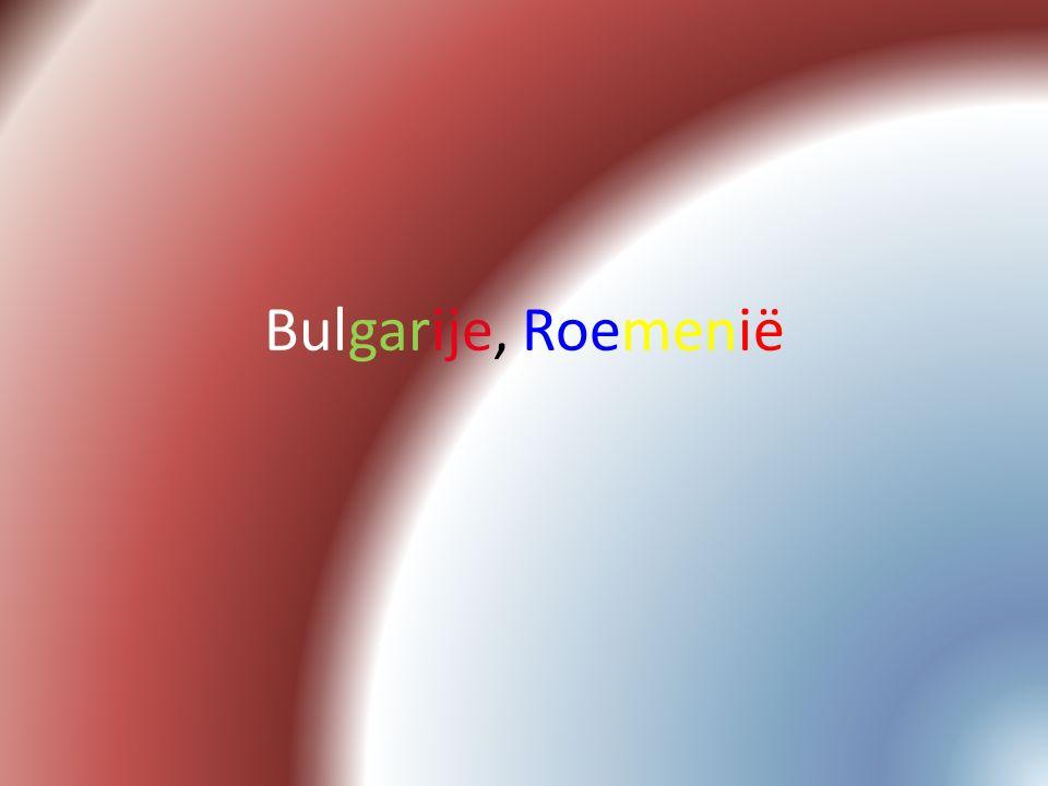 Bulgarije, Roemenië