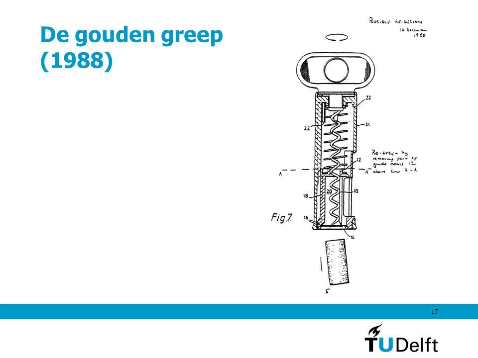 17 De gouden greep (1988)
