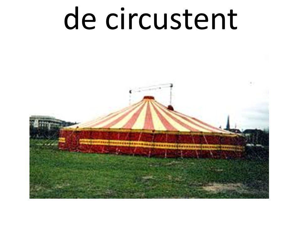 de circustent