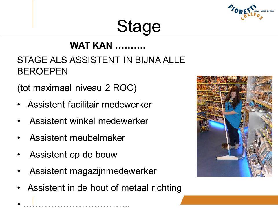 Stage WAT KAN ……….