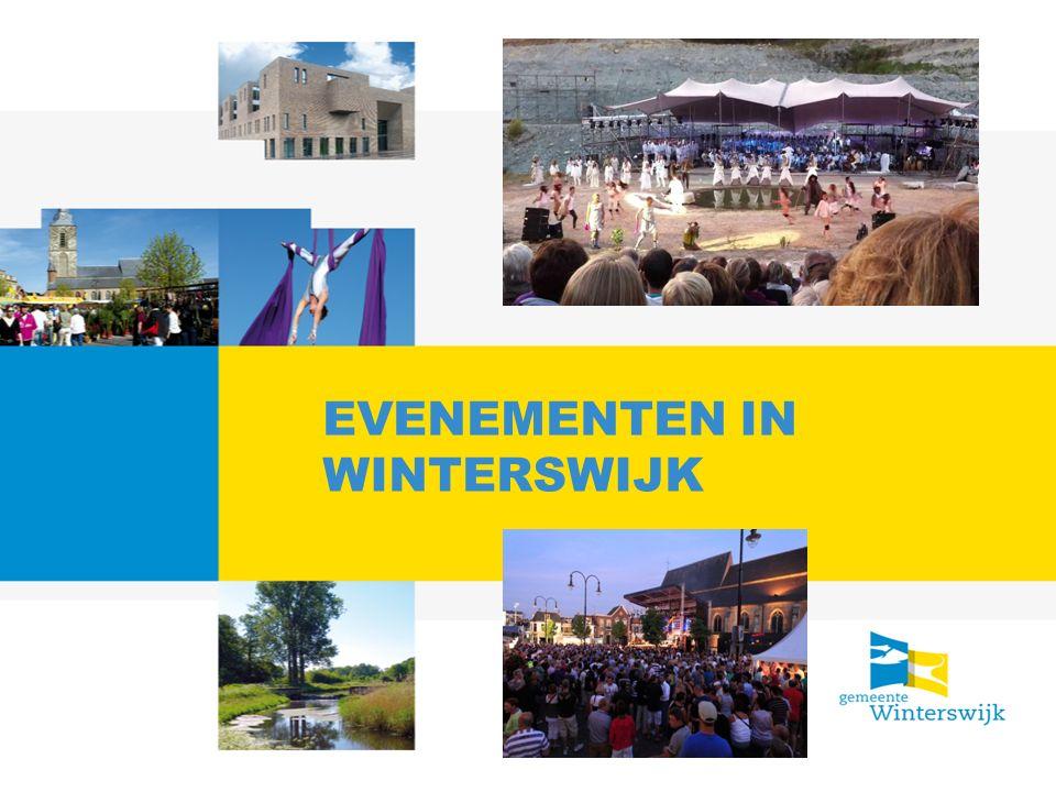 EVENEMENTEN IN WINTERSWIJK