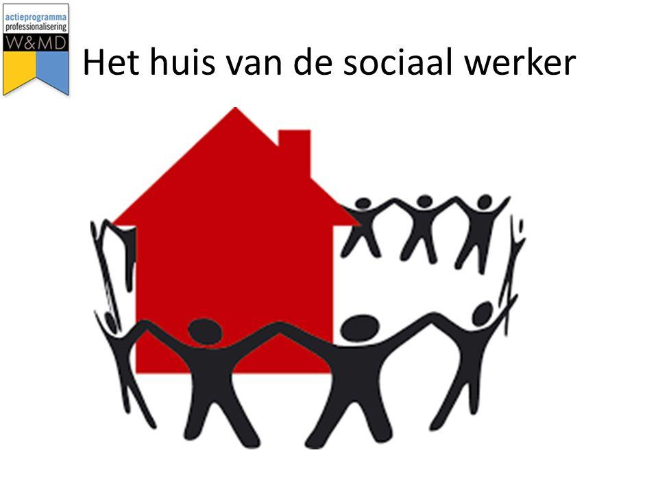 Het huis van de sociaal werker