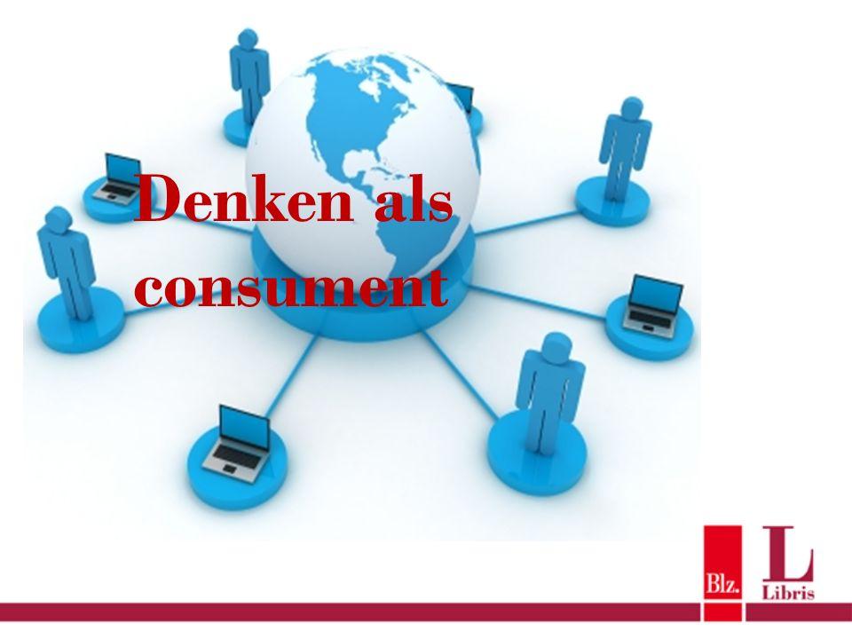 Denken als consument