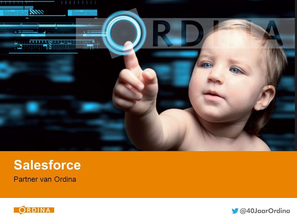 Salesforce Partner van Ordina