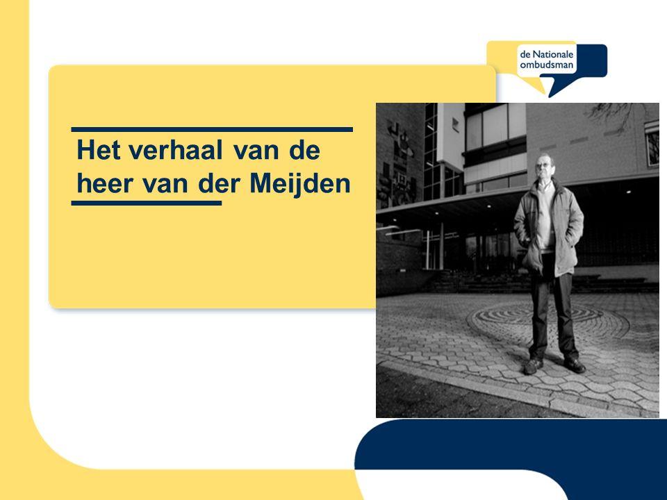 Het verhaal van de heer van der Meijden