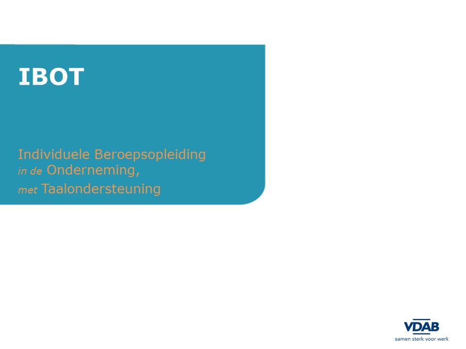 Kenmerken Tijdens IBO (individuele beroepsopleiding in de onderneming) Gratis .